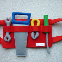 Childrens Felt Tool Belt