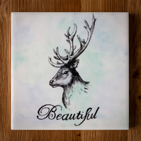 Beautiful Dear Tile