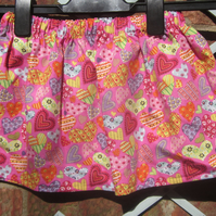 Pink Skirt to fit 3 yrs