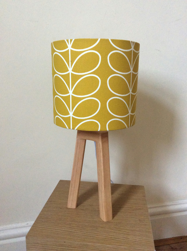 Orla kiely table lampshade