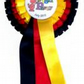 Triple Tier Hen Night Rosette