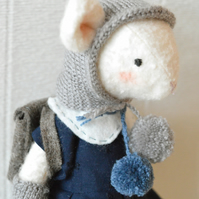 Cecille, Collectable  Mouse Doll