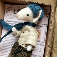 Cyril The Handmade Mouse