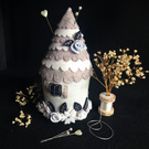 Fairy Tower Pin Cushion KIT