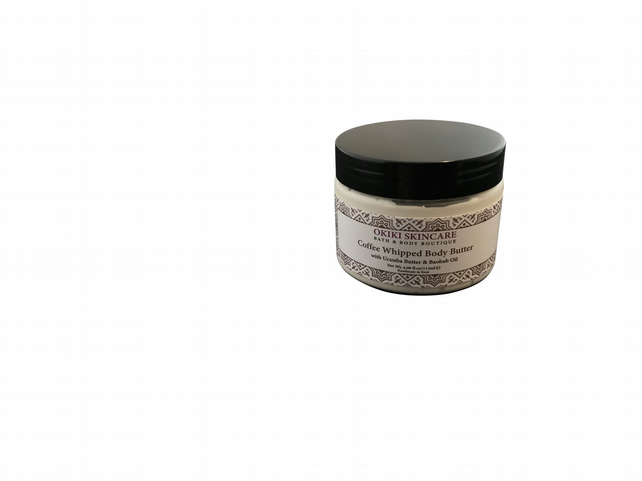 Coffee Whipped Body Butter