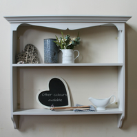 Belina French wall shelf PALE BLUE