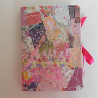 A6 Notebook with Reusable Cover