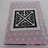 Gothic Inspired Reusable Journal Cover