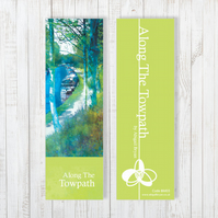 Along The Towpath Bookmark - Free UK Delivery
