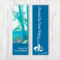 Planted By Deep Waters Bookmark