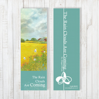 The Rain Clouds Are Coming Bookmark