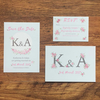 Eloisa Wedding Invitation Sample Pack