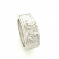 Coin Rings - 60th 70th and more