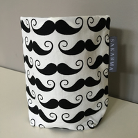 Tin Can Cosy - Moustache