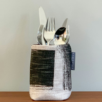Tin Can Cosy - Brushstrokes 1
