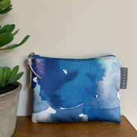 Coin Purse - Blue