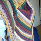 Beautiful large shawl wrap