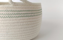 Coiled Cotton Bowls