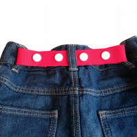 Mini Belts - Childrens Handmade Accessories - Various Colours Available