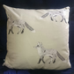 Cushion Cover - Fox Pattern 1