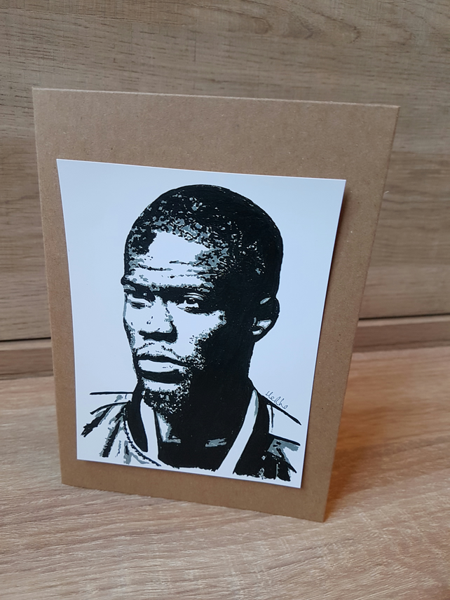 Kevin Hart Greeting Card