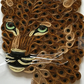 Amur Leopard Card, Fabulous Big Cat.
