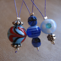 3 Stitch Markers, Knitting Stitch Markers