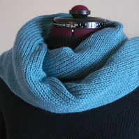 Knitted Wrap, Shawl, Scarf, Stole
