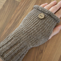 Fingerless Mittens, Wristwarmers, Fingerless Gloves