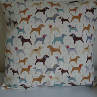 Cushion Cover, Dog Lover's Cushion
