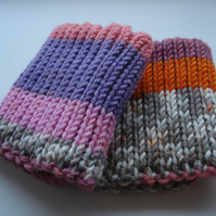 Wristwarmers, Double Thickness Wrist Warmers
