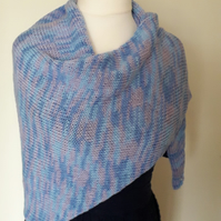 Knitted Scarf, Wrap