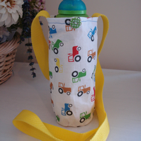 Child's Water Bottle Holder, Tractors Special Offer - Free Delivery!