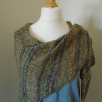 Forest Wrap, Shawl