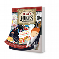 The Little Book of Dad Jokes - Craft Papers