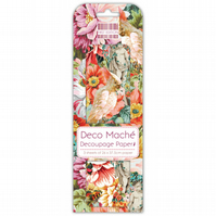 First Edition Deco Mache - Floral Bloom