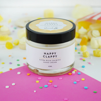 Happy Clappy - Extra Rich Calming Hand Cream for Gardeners, Nurses and Eczema
