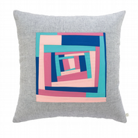 Modern Brights Cushion no.2