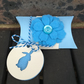 Baby Shower Favour or Gift Card Pillow Box