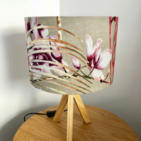 Tropical Bright Vibrant Floral Lampshade (30cm)