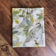Tablet, iPad Mini, eReader Case - Bird