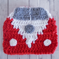 Red Camper Van Tea Cosy