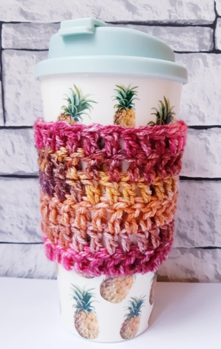 Autumnal Cup Cosy