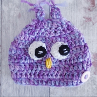 Purple Owl Tea Cosy