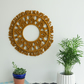 Mandala modern macrame wall hanging - table decoration - Wreath