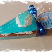 Cinderella Glass Slipper soap