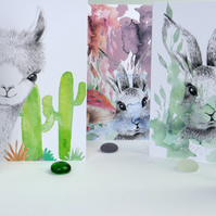 Woodland Animals Set of 5