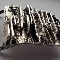 "Solid Sterling Silver ""The Royale"" Belt Buckle"