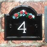 House Number Signs, Address Signs, House Namplates, House Number Plaques