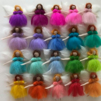 Small Fairy Doll Decoration